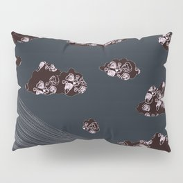 Rebel Clouds Pillow Sham