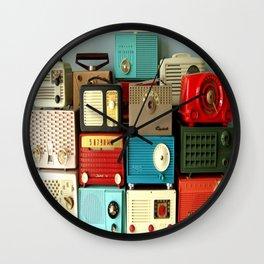 Blaring Wall Clock