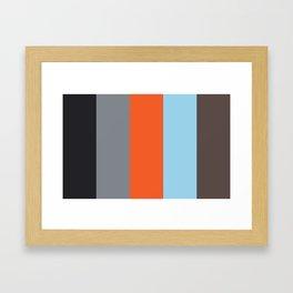 Commie Liaison Framed Art Print