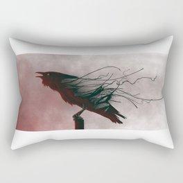 War Bird Rectangular Pillow
