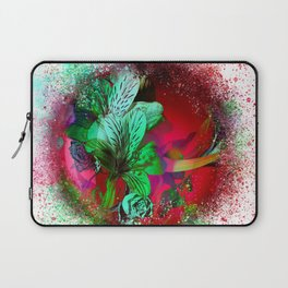 flower-orb#1 Laptop Sleeve