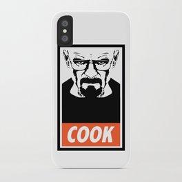 Heisenberg the Cook iPhone Case