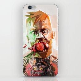 Conor McGregor iPhone Skin