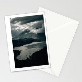 Moody Mount St. Helens Stationery Cards