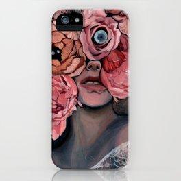 Flora_ii iPhone Case