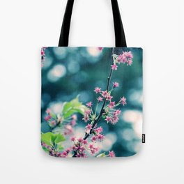 Just for a Moment Tote Bag
