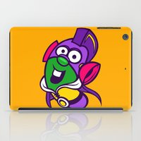 larry iPad Cases featuring Larry Boy by Artistic Dyslexia