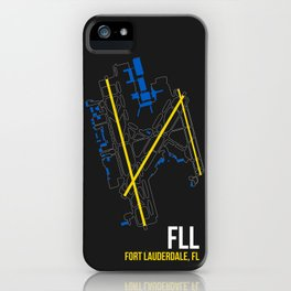 FLL iPhone Case