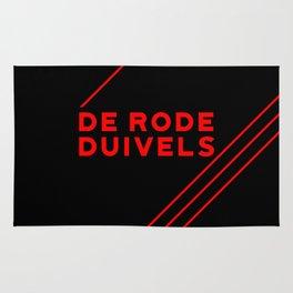 Belgium (World Cup 2018) Rug