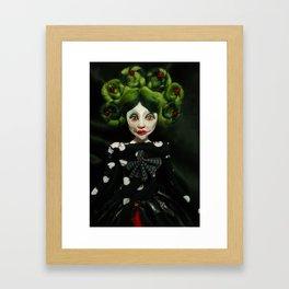 art doll Framed Art Print