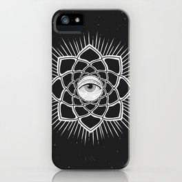 Nymbo iPhone Case
