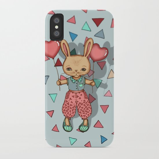 SomeBunny Loves You iPhone Case