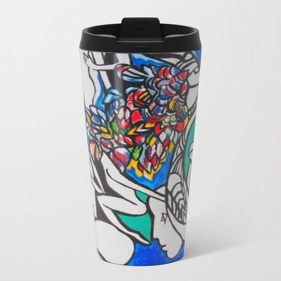 Daydreams Metal Travel Mug