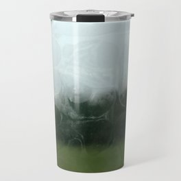 Foggy Windows Travel Mug