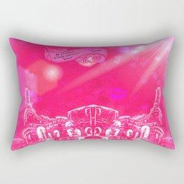 Dear Valentine - SWAK Rectangular Pillow