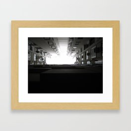 Brasil  Framed Art Print