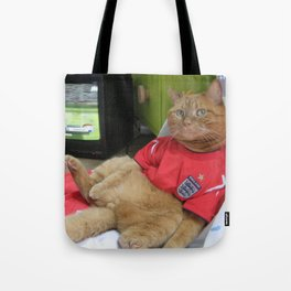 Bend it like... Tote Bag
