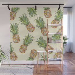 PINEAPPLE Wall Mural