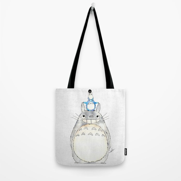 Ghibli  Tote Bag
