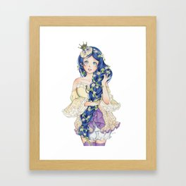 Fairy Tale Nozomi Tojo Framed Art Print
