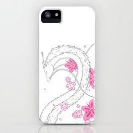 Kohaku-gawa iPhone Case