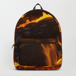 Warming Fire Backpack