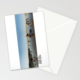 ethiopian fishing boy  Stationery Cards
