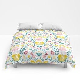 Swedish summer Comforters