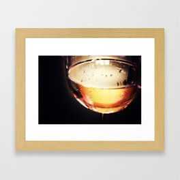 Moscato Framed Art Print