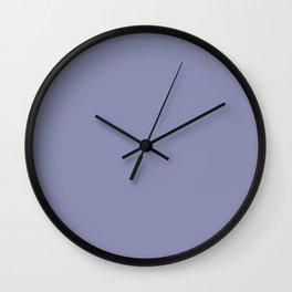 Persian Violet Wall Clock