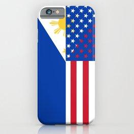 American Filipino iPhone Case