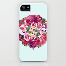 Flowers for Murders iPhone Case