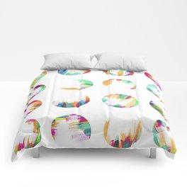 24 Dots Comforters