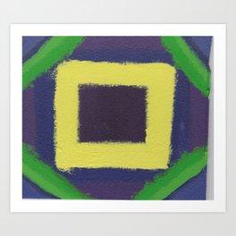 46 - Window to My Decrepit '''''''Soul'''''''' Art Print