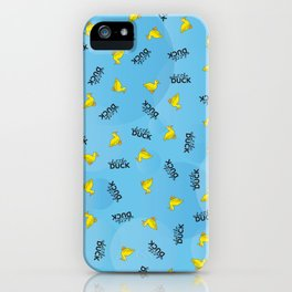 WHAT THE DUCK iPhone Case