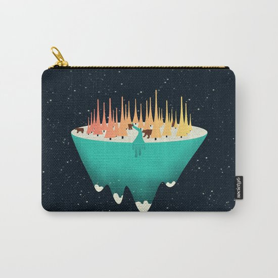The Place Sound Grows Carry-All Pouch
