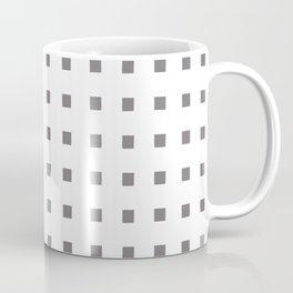 Slate Squares  Coffee Mug