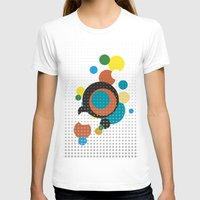 bubbles T-shirts featuring bubbles by Heinz Aimer