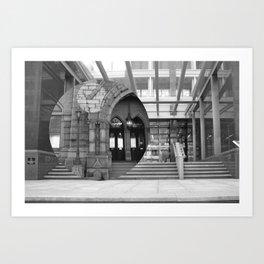 Gateways Art Print
