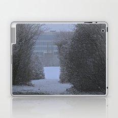 Winter Walk Laptop & iPad Skin