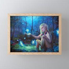 Mystica Framed Mini Art Print