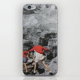 Moon Children iPhone Skin
