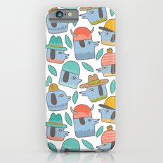 Pattern Project #38 / Dogs With Hats Slim Case iPhone 6s