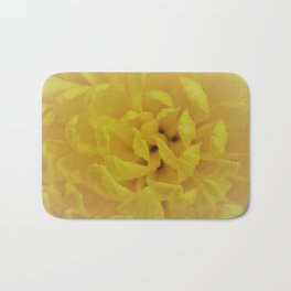 Misty Flower Bath Mat