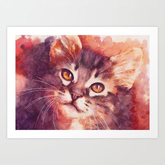 Little wonder Art Print