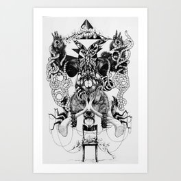atua Art Print