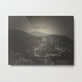 Fate Decided Metal Print