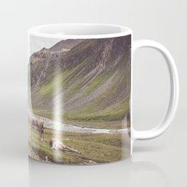Tyrolean Haflinger horses I Coffee Mug