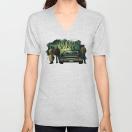The Road So Far Unisex V-Neck