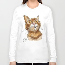 Ginger Dali Long Sleeve T-shirt